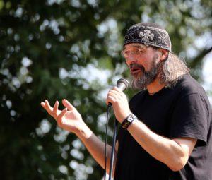 Поэт Игорь Федоров