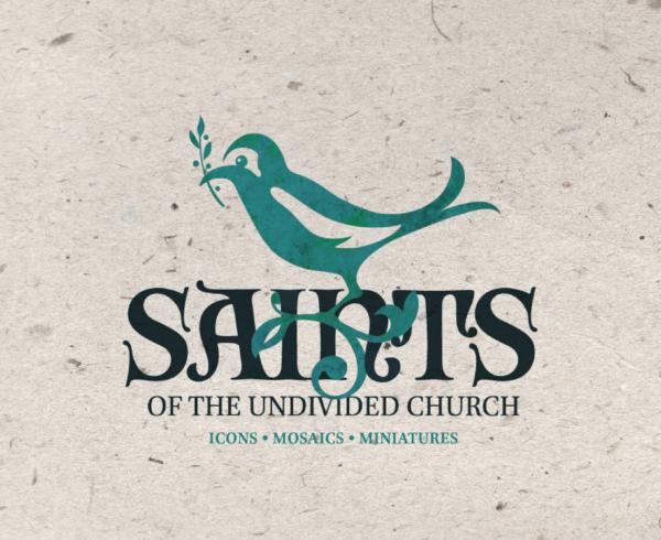 Святые неразделенной Церкви. Логотип проекта, 2018