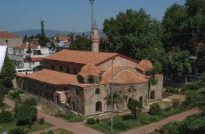 Храм Святой Софии в Никее. Ныне мечеть.