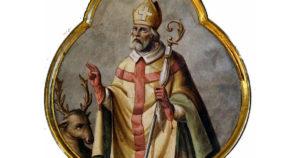 Святитель Вассиан Лодийский. Фрагмент иконы.